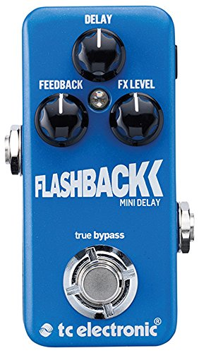 TC Electronic Flashback Mini delay digital pedal
