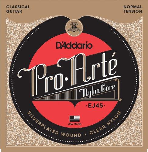 D'Addario EJ45 Pro-Arte strings