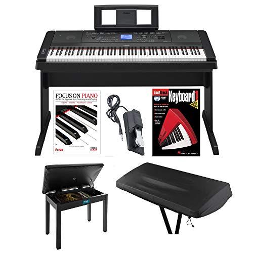 5 Best Yamaha Digital Pianos (2019) - Music Critic