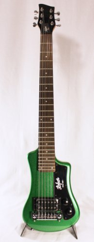 Hofner HCTSHCGO Cadillac Green Travel