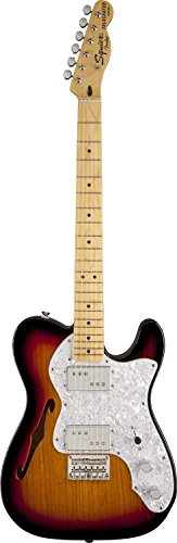 Squier by Fender Vintage Modified '72 Thinline Telecaster