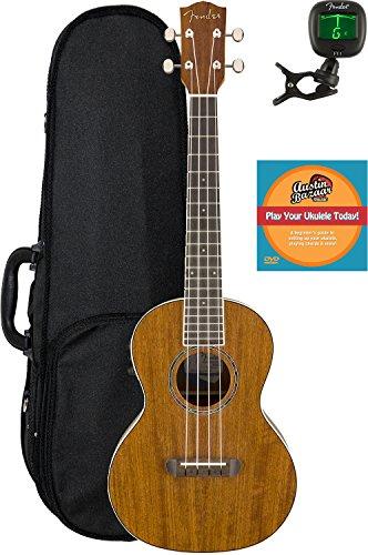 Fender Rincon Acoustic Electric Tenor Ukulele