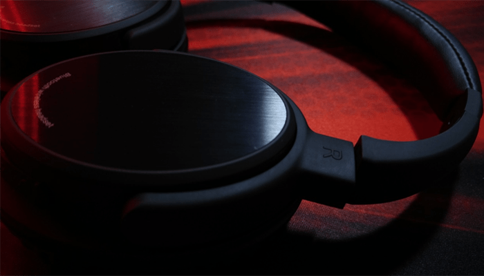 all black wireless headphones