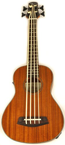 Hadean Acoustic Electric Bass Ukulele