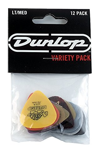 Dunlop PVP101 Pick Variety Pack