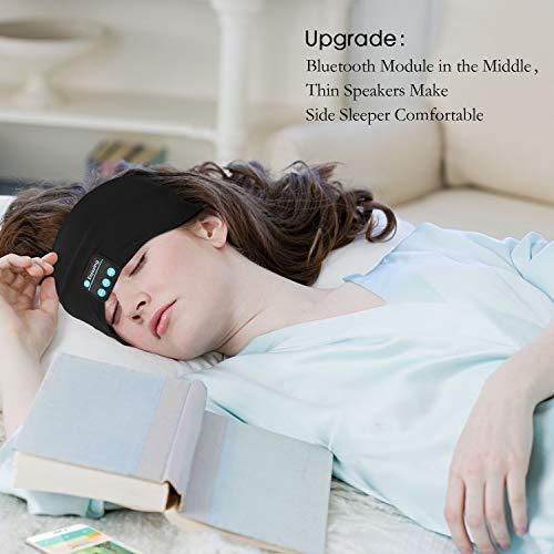 TOPOINT Bluetooth Headband Sleep