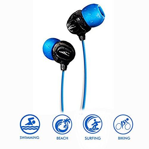 H2O Audio Surge S+ Waterproof Headphones
