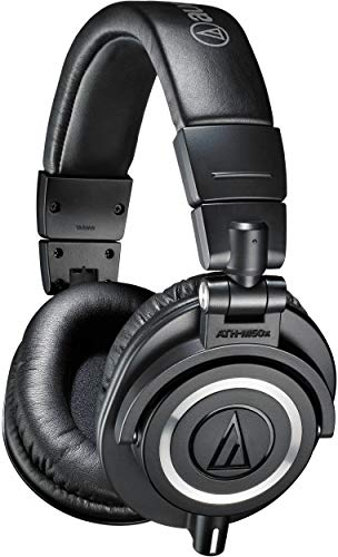 Audio-Technica ATH-M50x Professional Studio