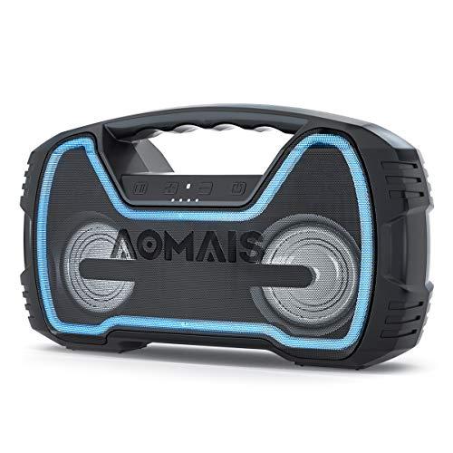 AOMAIS GO Mini Portable Bluetooth Speakers