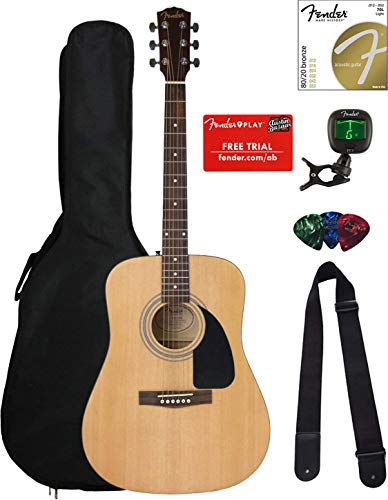 Fender FA-100 Dreadnought Acoustic