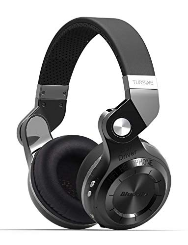 Bluedio T2s Bluetooth Headphones On-Ear with Mic