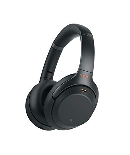 Sony Noise Canceling Headphones WH1000XM3 Black