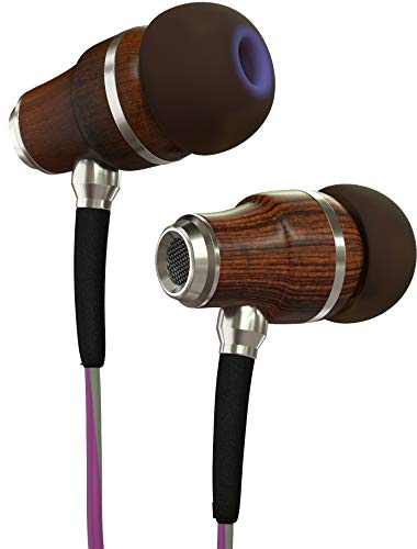 Symphonized NRG 3.0 Wood Earbuds