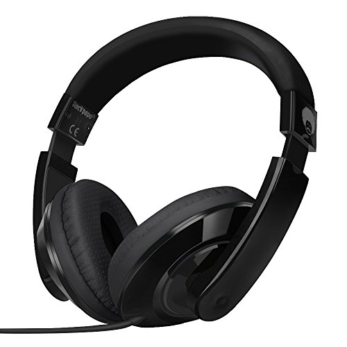 RockPapa Over-Ear Stereo Headphones
