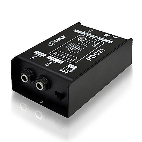 Premium Direct Injection Audio Box
