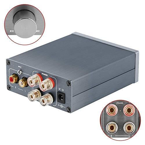 Fosi Audio 2 Channel Stereo Audio
