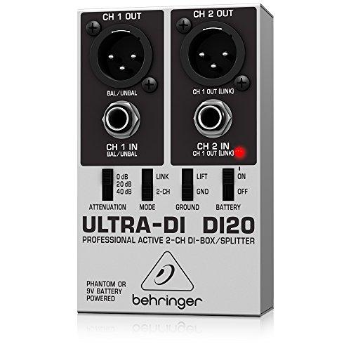 Behringer Ultra-DI DI20