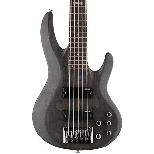 ESP LTD B-205SM Spalted Maple Bass Guitar