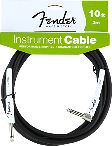 Fender Performance Series Electric Guitar Cables