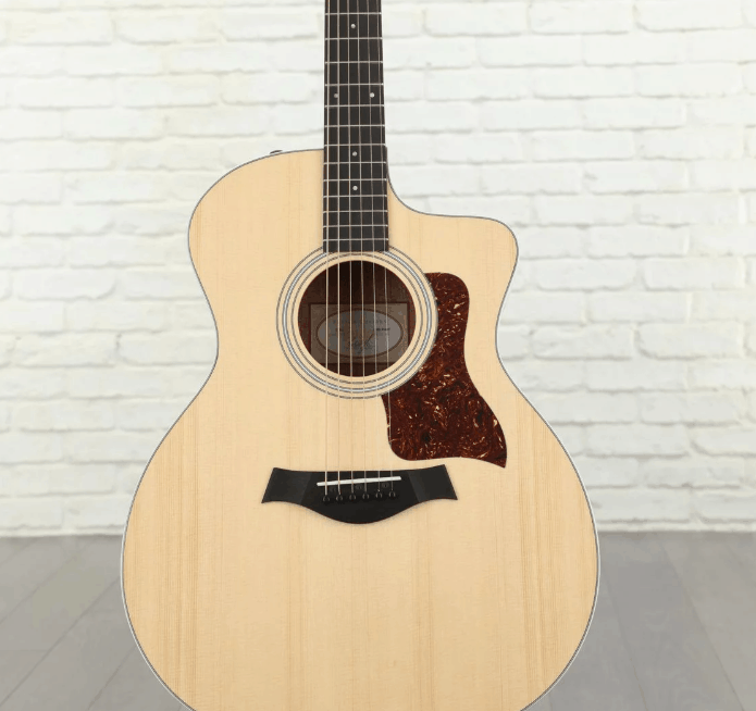 214Ce Taylor Acoustic Guitar